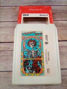 Vintage Grateful Dead Twin Pack Rare Stereo 8 Track Tape J 81935 Warner Bros RCA