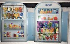 STIKEEZ Fresh Refrigerator 24 Personaggi raccolta LIDL frigo