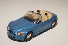 # CORGI TOYS BMW Z3 007 JAMES BOND METALLIC BLUE EXCELLENT CONDITION