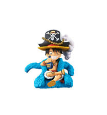 NEW One Piece Luffy WCF World Collectible Figure 8cm BANP37694 US Seller