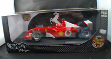 Mattel Hot Wheels n°54643◊ 2002 Ferrari 1ere Edition SCHUMACHER ◊ 1/18  MIB