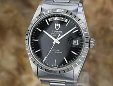 Rolex Tudor Oyster Prince Swiss Made Men 35mm Auto 1984 Stainless St Watch GG43
