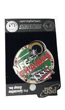 More details for nfc champs superbowl xxxvi metal lapel pin badge collectors mint brand new