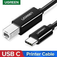 UGREEN USB C Druckerkabel USB C Stecker auf B Stecker Kabel Scannerkabel 1M / 2M