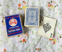Vintage Deck of Eckerd Drugs Poker Size Playing Cards Stancraft Maverick 059