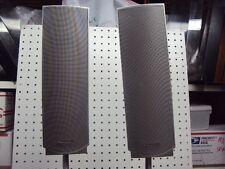 Panasonic SB-SF15 Speakers w/ Stands. 4 OHM 70 Watt Max Input. Tested