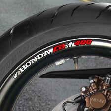 8 x CB1 400 Wheel Rim Stickers Decals cb 1 400  - B