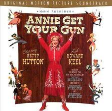 1 CENT CD Annie Get Your Gun [Bonus Tracks] - OST IRVING BERLIN