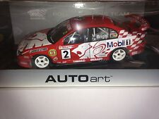 AUTOart 1/18 HOLDEN HRT VX COMMODORE JASON BRIGHT 2001 SEASON CAR #2  #80162