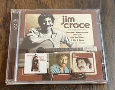 Jim Croce - The Original Albums plus Bonus Tracks - Edsel 2 Cd Set - Mint