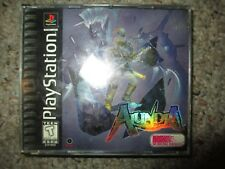 Alundra  (Sony PlayStation 1, 1997) PS1 Complete w/ Map