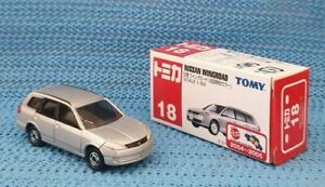 Tomica Nissan Wingroad No.18