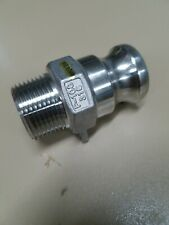 Dixon Cam Lock F 100 316 F Adapter Stainless Steel New