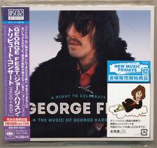 V.A. - George Fest - George Harrison / Japan Lim. Box Set 2 CD + Blu-ray / NEW!