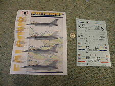 Eagle Strike decals 1/48 48-074  Falcons F-16C Part III  K53