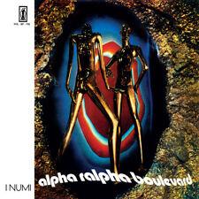 I NUMI Alpha Ralpha Boulevard LP Ita Prog