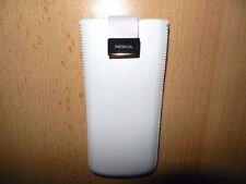 Mobile Phone Bag White Pouch Case Case Nokia 6300 6500 6700 Classic Motorola k1