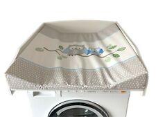 Wickeltischaufsatz weiß ECO Version Wickelauflage für Waschmaschine/Trockner