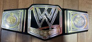 2012 WWE Wrestling Foam Kids World Heavyweight Championship Belt Modern Raw