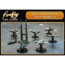 Firefly The Game - Customizable Ships 1