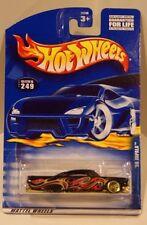 Hot Wheels 2000 Card #249 BLACK '59 Chevy Impala Tribal