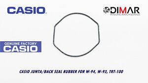 Casio Dichtung / Zurück Seal Rubber, Für W-94,W-93,TRT-100