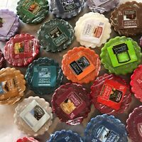 Yankee Candle ~ TARTS WAX MELTS ~ You Choose Scent ~ FREE SHIP 7+