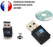 CLE WIFI USB NEUVE 300 Mbps MINI NANO ADAPTATEUR WIRELESS SANS FIL 802.11 N/B/G