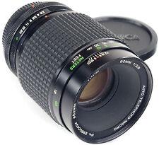 Canon Fd Vivitar 90mm 2.8 Macro 1:1