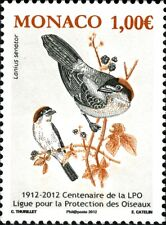Monaco 2012 Mi.No. 3098 Birds 1v MNH**