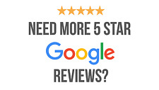 5 STAR GOOGLE REVIEW, TESTIMONIAL, DIRECTORY LISTING, PLUS 50 PR1 BACKLINKS