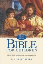 The One Year Bible for Children [Tyndale Kids]