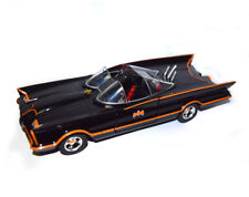 Jada 1:24 Diecast Car Batman Batmobile Classics TV Lincoln Futura Toy Figure