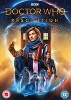 Nuovo Doctor Who 2019 Speciale - Risoluzione DVD (BBCDVD4373)