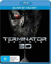 Terminator - Genisys (Blu-ray, 2015, 2-Disc Set)