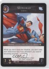 2007 VS System DC Legends Booster Pack Base #DCL-136 Ultraman Gaming Card 3v2
