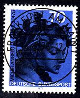 833 Vollstempel gestempelt EST Ersttag mit Gummi BRD Bund Deutschland 1975