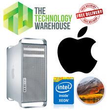 Apple Mac Pro Quad Core - Xeon W3565 CPU - 32GB Ram -240GB SSD + 1TB High Sierra