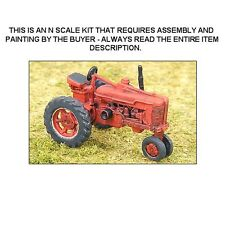 N SCALE: SUPER M-TA FARM TRACTOR KIT - GHQ KIT #54005