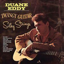 EDDY.DUANE - TWANGY GUITAR SILKY STRING  CD NEU