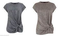 Warehouse Patternless Hip Length Tops & Shirts for Women