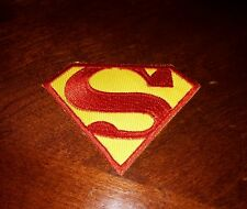 "Superman Cloth 3"" x 2""  Patch for clothing Super Hero DC Clark Kent NICE"