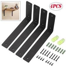 4pcs Shelf Brackets Scaffold Board Bracket Industrial Heavy Duty Kitchen Rack AU
