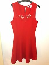 Valleygirl size 8 dress. Red A Line Dress. Prefect For Christmas Party