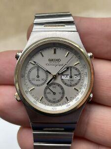 Seiko 7A38-7190 Quartz Chronograph
