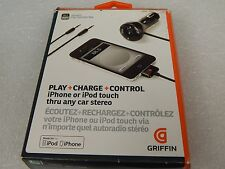 Griffin Technology NA22050 iTrip DualConnect for iPhone and iPod Touch (43349)