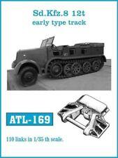 FRIULMODEL METAL TRACKS SD.KFZ.8 12t 1/35 ATL-169