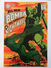 Bomba The Jungle Boy #7  (DC Comics, 1968)