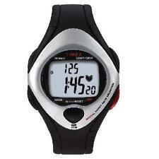 Orologio Cardiofrequenzimetro TIMEX T54071 Zone Silicone Nero Grigio + Fascia