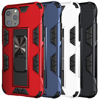For iPhone 11 Pro 6 7 8 Plus XS Max XR X Case Heavy Duty Shockproof Rubber Cover